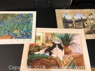 3 Art Prints