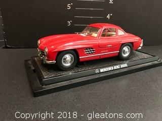 Replica Scale Mercedes- Benz 300SL