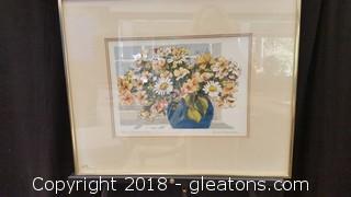Mixed Bouquet (16 Out Of 17)- Print  Anita Grendahl