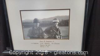 Photo 1st Battalion 22nd Infantry Regular By God