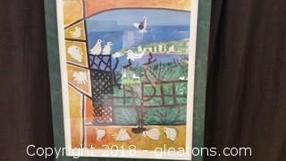 Los Pichones Picasso