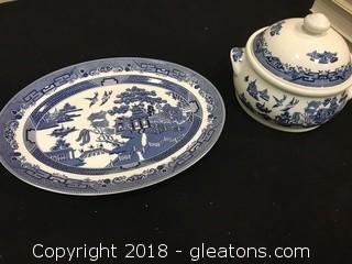 Johnson Bros Ancient Designs