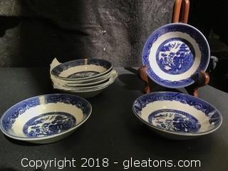Set Of 6 Mini Bowls