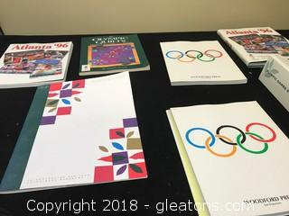 Olympic Book Lot