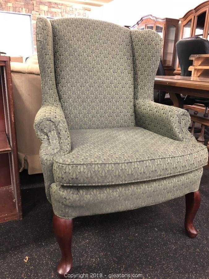 Beau High Back Arm Chair By Best Chair Company