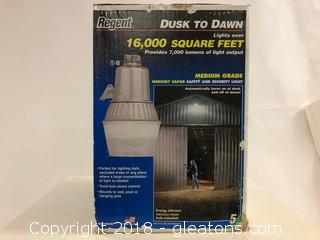 Security Light New In Box Lights Over 16,000 Sq. FT
