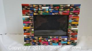 Artsy 3x5 Wooden Picture Frame