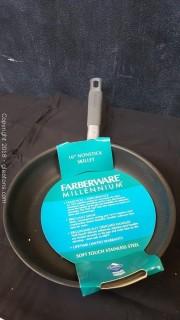 "Farberware 10"" Nonstick Skillet ""New"""