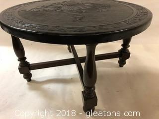 Imported Vintage Oriental Low Sitting TABLE