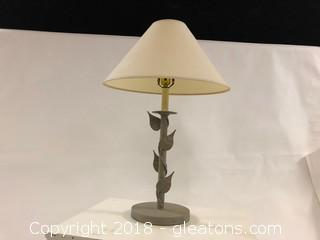 Decorated Side Lamp- Shade