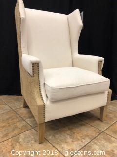 Coaster Furniture Accent Chair Cream Colored
