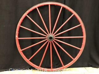 Wagon Wheel Old Great Shape