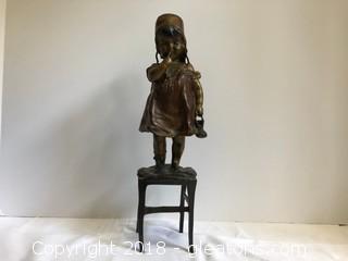 Juan Clara Bronze Sculpture (A)