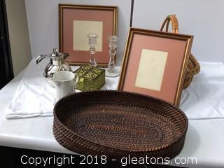 Frames, Baskets + Others!