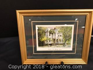 Lovely Pic From Original Watercolor By Emerson