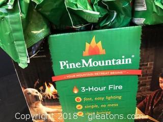 Pinemountain Firelegs x9