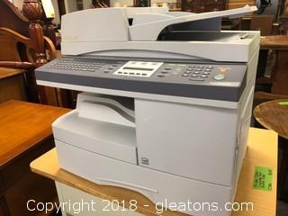 Samsung Printer Scx-6322DN Scan/Fax/Copy