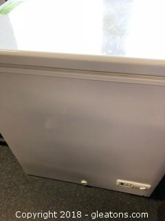 GE-Free Standing Freezer