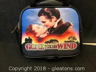 Leather Gone With The Wind Purse