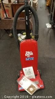 """Dirt Devil Vaccum With """"New Bags"""""""