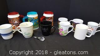 Lot Of Misc. Mugs