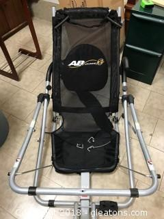 Gold's Gym Ab Lounge Exercise Equipment