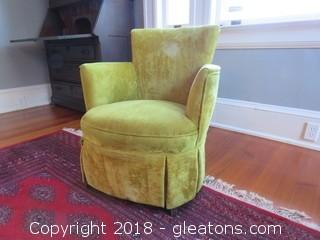 Small Antique Accent Arm Chair (A)