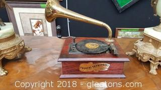 The Thorens Gramophone