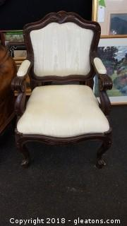 Accent Armed Chair (B)