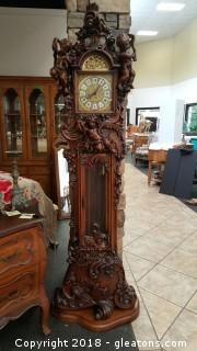 Italian Grand Father Clock