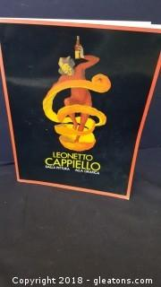 Soft Back Book Leonetto Cappiello Dalla Pittura/Alla Grafica
