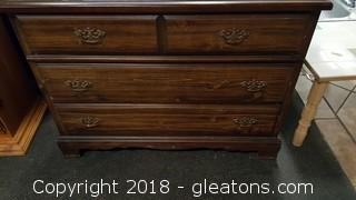 (3) Drawer Side Chester Drawers