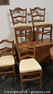 Ballard Design Dining Chairs