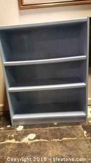 Bookshelf Shelf Baby Blue