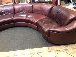 Beautiful Premium Leather Sectional
