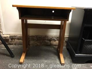 Vintage Schoolhouse Desk
