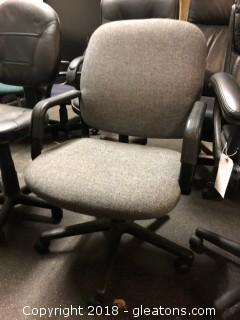 Office Chair Rollers Fabric Cover
