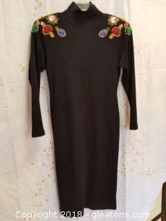 Sweater Dress Ann Tian For Kenar 2 Size M