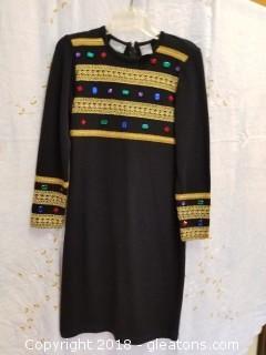 Sweater Dress Liz. Claiborne Size Small