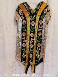 Unique Sequin Dress