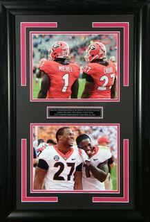 UGA Running Back Duo
