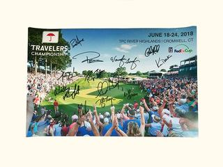 Travelers Championship Commemorative Poster