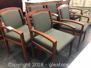 Conference Chairs Set Of 6 By Miller
