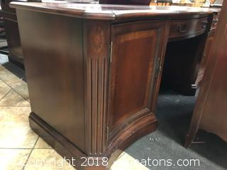 Hooker Executive Desk (A)
