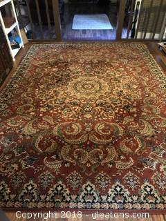 Beautiful hand knotted Wool Rug Aprox 9x11