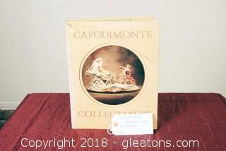 Capodimonte Collectibles Book 1990 Hardcover