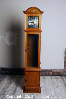 Stately Grandfather Clock