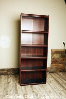 Bookcase 8'