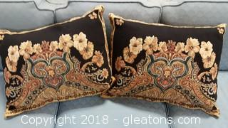 PR Of Tapestry Pillows