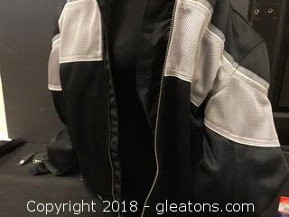 XL Power Trip Protective Riders Jacket
